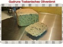 Brot: Toskanisches Olivenbrot - Rezept