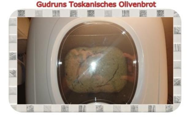 Brot: Toskanisches Olivenbrot - Rezept - Bild Nr. 12