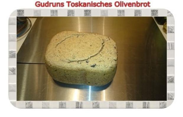 Brot: Toskanisches Olivenbrot - Rezept - Bild Nr. 15