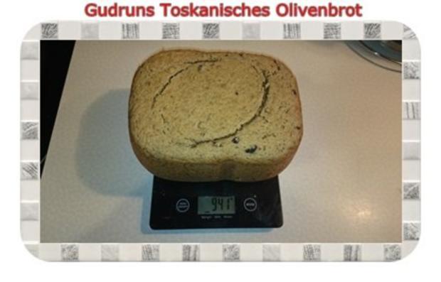 Brot: Toskanisches Olivenbrot - Rezept - Bild Nr. 16
