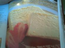 Eis aus weißer Schokolade - Rezept