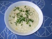 Bretonische Blumenkohlsuppe Roscoff - Rezept