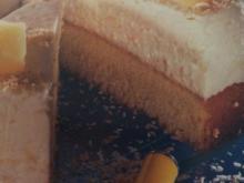 Ananas-Frischkäse-Torte - Rezept