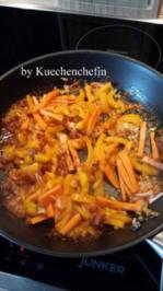 Rezept: Thailändische Hackfleischpfanne mit Gemüse