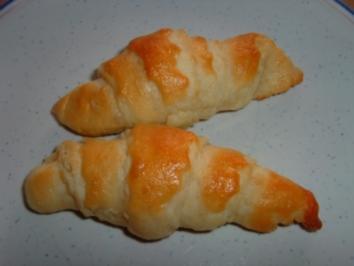 Croissant - Rezept