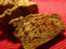 mediterranes Rosmarin-Brot ohne Hefe - Rezept