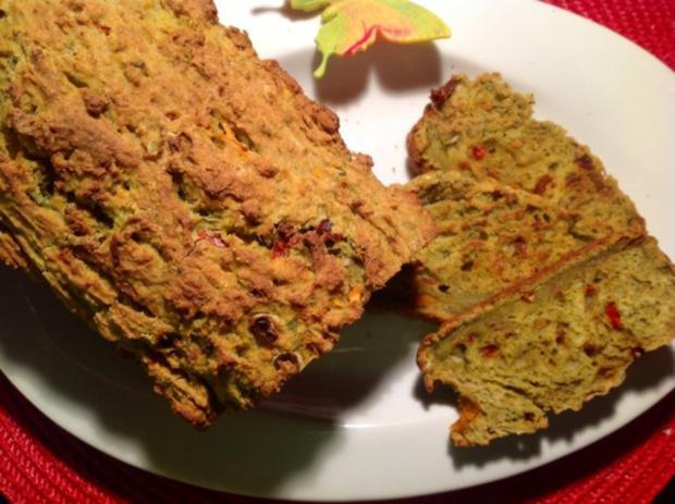 mediterranes Rosmarin-Brot ohne Hefe - Rezept - Bild Nr. 2