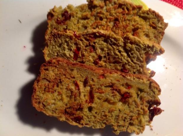 mediterranes Rosmarin-Brot ohne Hefe - Rezept - Bild Nr. 4