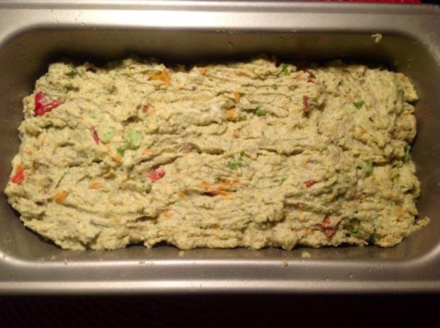 mediterranes Rosmarin-Brot ohne Hefe - Rezept - Bild Nr. 10