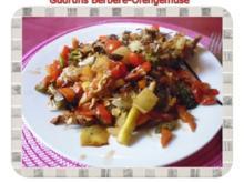Vegetarisch: Berbere-Ofengemüse - Rezept