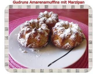 Rezept: Muffins: Amarena-Küchlein