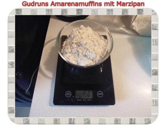 Muffins: Amarena-Küchlein - Rezept - Bild Nr. 4