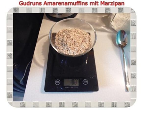 Muffins: Amarena-Küchlein - Rezept - Bild Nr. 5