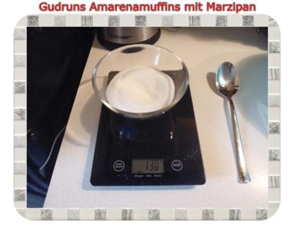 Muffins: Amarena-Küchlein - Rezept - Bild Nr. 6