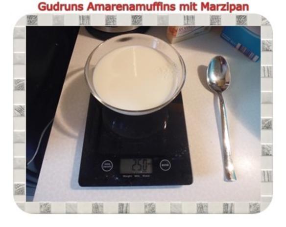Muffins: Amarena-Küchlein - Rezept - Bild Nr. 7
