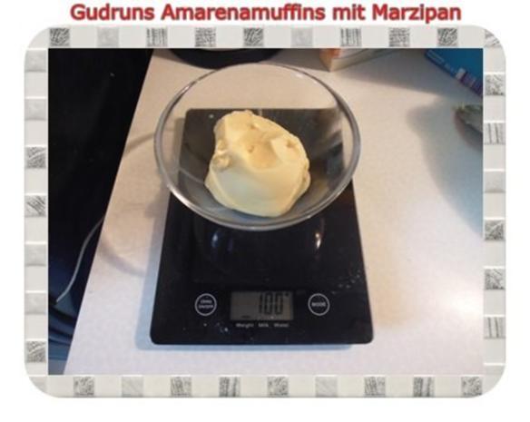 Muffins: Amarena-Küchlein - Rezept - Bild Nr. 8