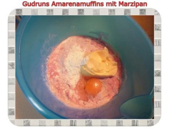 Muffins: Amarena-Küchlein - Rezept - Bild Nr. 9