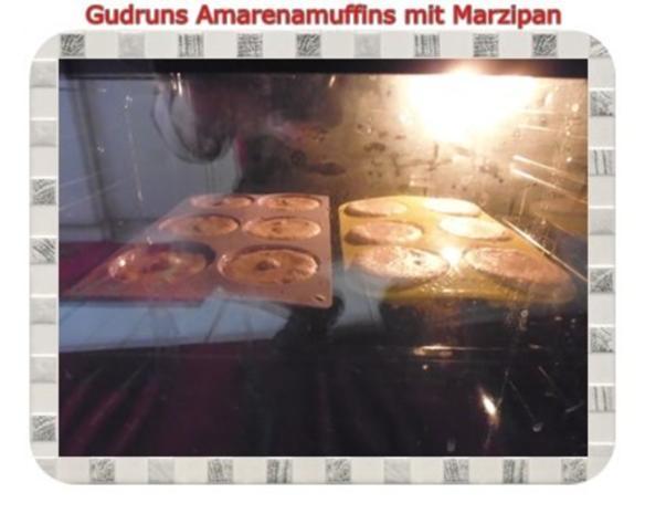 Muffins: Amarena-Küchlein - Rezept - Bild Nr. 12