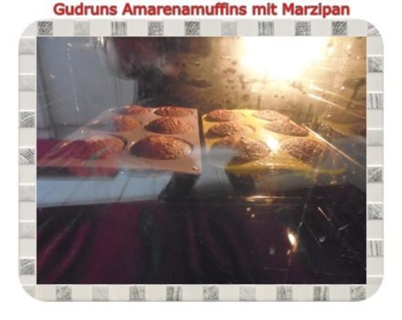 Muffins: Amarena-Küchlein - Rezept - Bild Nr. 13