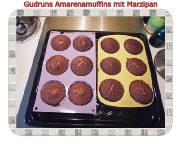Muffins: Amarena-Küchlein - Rezept - Bild Nr. 14