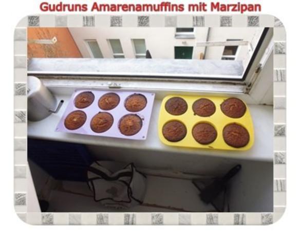 Muffins: Amarena-Küchlein - Rezept - Bild Nr. 15