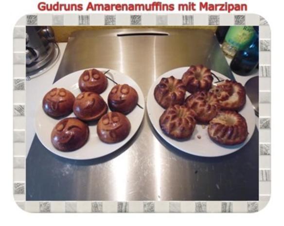 Muffins: Amarena-Küchlein - Rezept - Bild Nr. 16