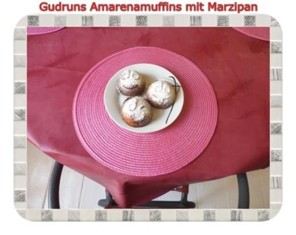 Muffins: Amarena-Küchlein - Rezept - Bild Nr. 17