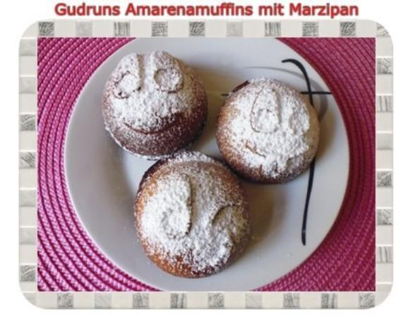 Muffins: Amarena-Küchlein - Rezept - Bild Nr. 18