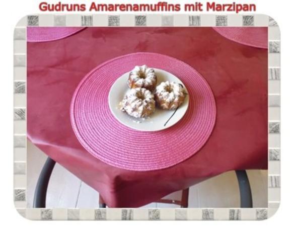 Muffins: Amarena-Küchlein - Rezept - Bild Nr. 19