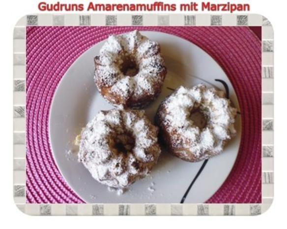 Muffins: Amarena-Küchlein - Rezept - Bild Nr. 20