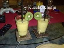 Tropical Island Smoothie - Rezept
