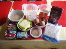 Schoko - Streusel - Kuchen - Rezept