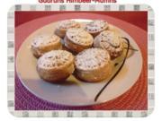Muffins: Himbeermuffins - Rezept