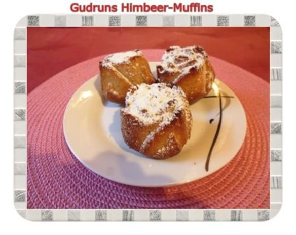 Muffins: Himbeermuffins - Rezept - Bild Nr. 2