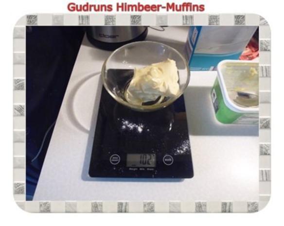 Muffins: Himbeermuffins - Rezept - Bild Nr. 6