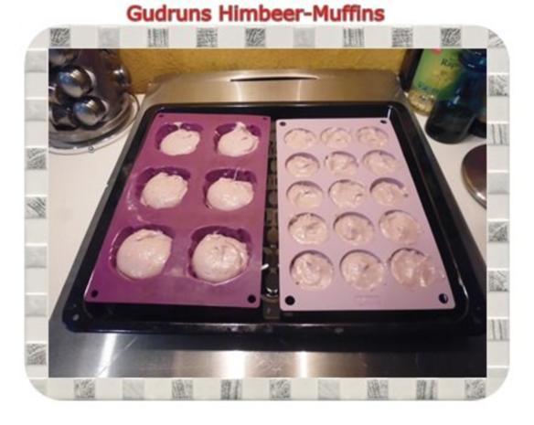 Muffins: Himbeermuffins - Rezept - Bild Nr. 11