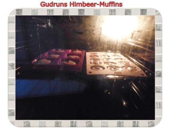 Muffins: Himbeermuffins - Rezept - Bild Nr. 12