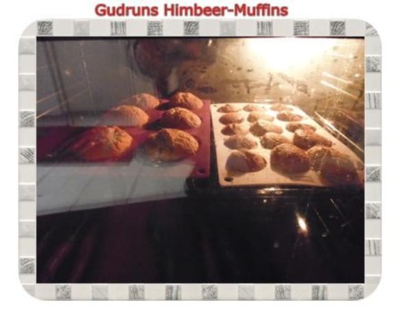 Muffins: Himbeermuffins - Rezept - Bild Nr. 13