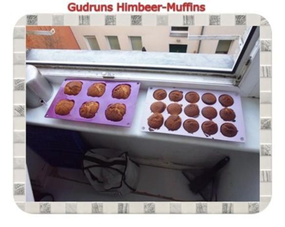 Muffins: Himbeermuffins - Rezept - Bild Nr. 15