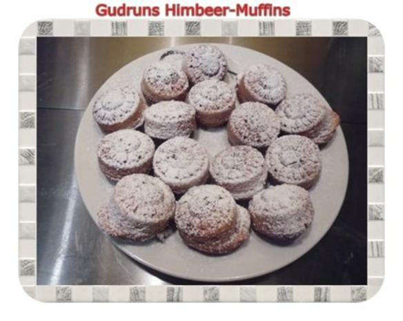 Muffins: Himbeermuffins - Rezept - Bild Nr. 17