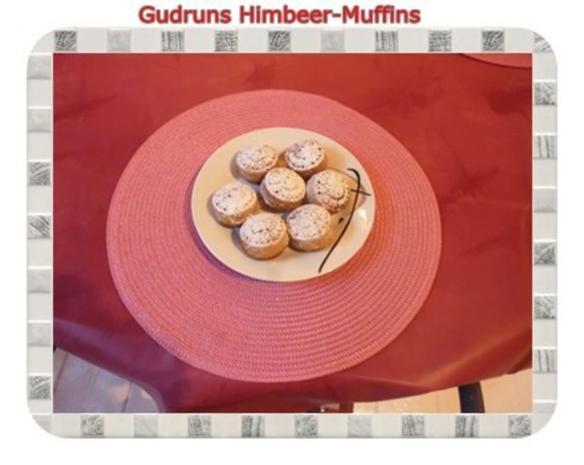Muffins: Himbeermuffins - Rezept - Bild Nr. 18