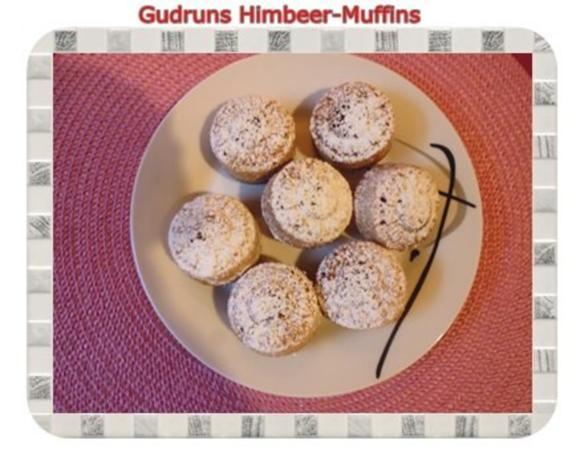 Muffins: Himbeermuffins - Rezept - Bild Nr. 19