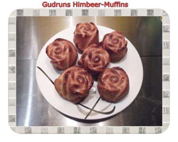 Muffins: Himbeermuffins - Rezept - Bild Nr. 20
