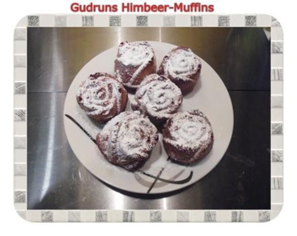Muffins: Himbeermuffins - Rezept - Bild Nr. 21