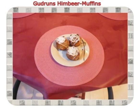 Muffins: Himbeermuffins - Rezept - Bild Nr. 22