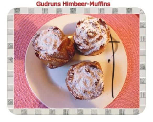 Muffins: Himbeermuffins - Rezept - Bild Nr. 23
