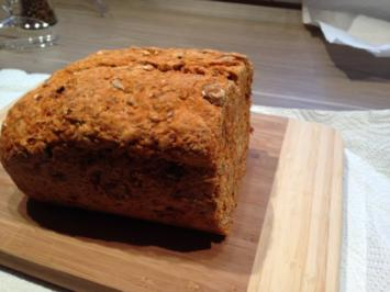 Rezept: Mediteranes Brot