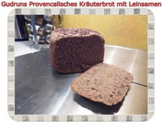 Brot: Provencalisches Kräuterbrot - Rezept