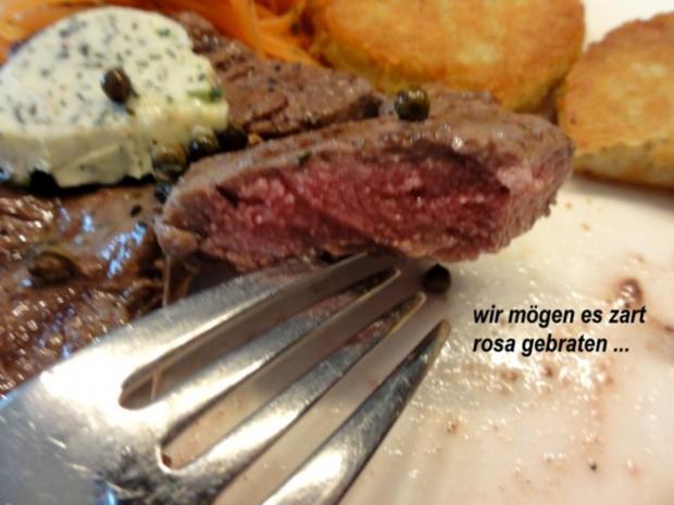 Fleisch:   ENTRECOTE`s  aus der Grillpfanne - Rezept - Bild Nr. 10