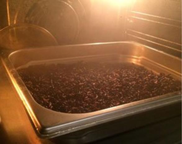 Reis aus dem Dampfgarer - Rezept